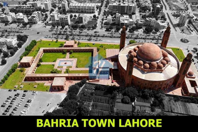 4 Marla Commercial Plot For Sale In Nishtar Block Bahria Town Lahore