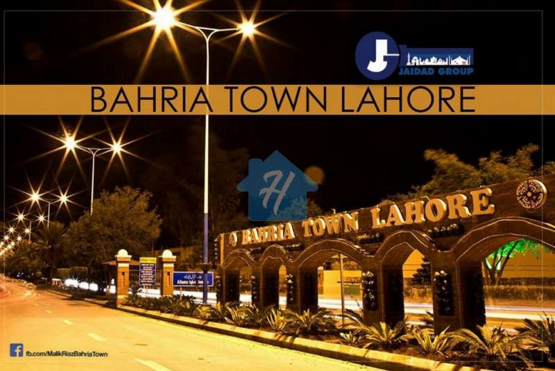 10 Marla Plot In Chambelli Block Bahria Town Lahore