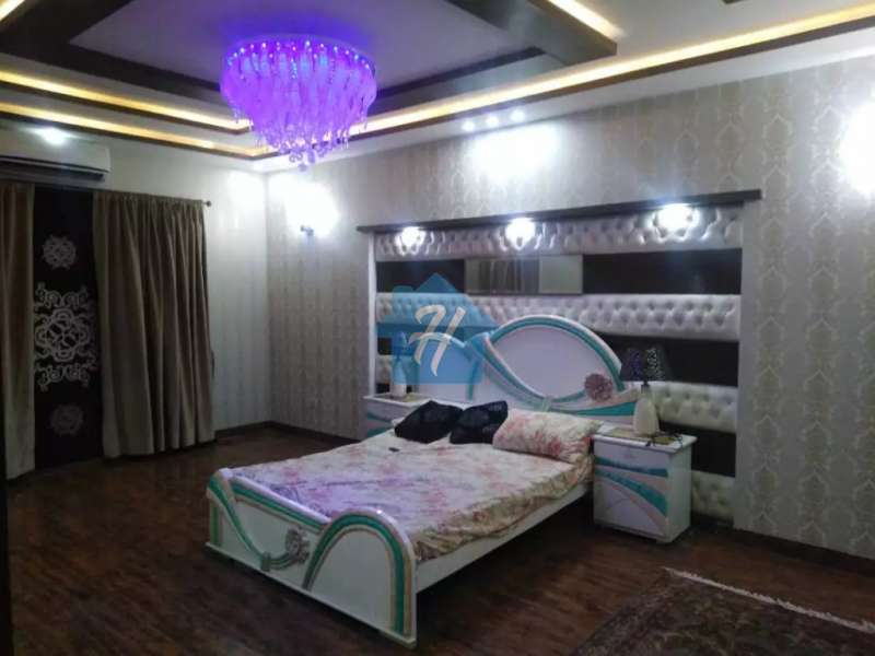1 Kanal Fully Furnished House Jasmine Block Sector C Bahria Town Lahore