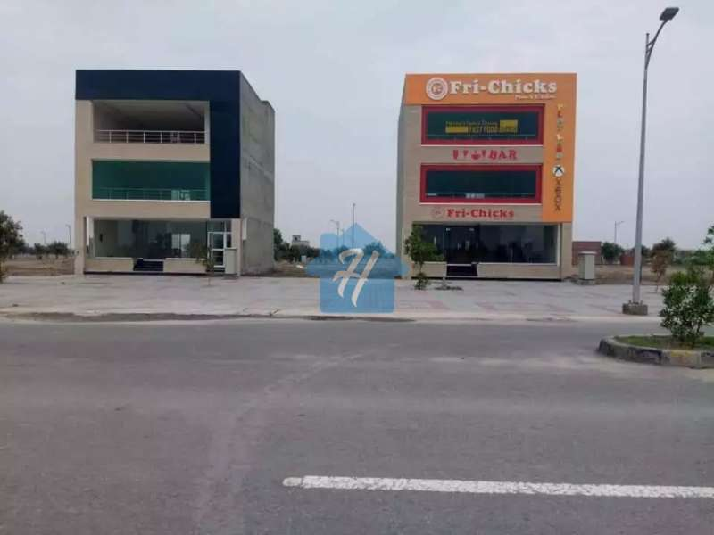100% ready plots on 150ft wide road.1 km away from ring road.No Dealer
