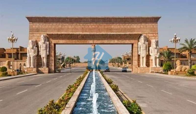 8 Marla Plot For Sale in Rafi Block Sector E, Bahria Town Lahore