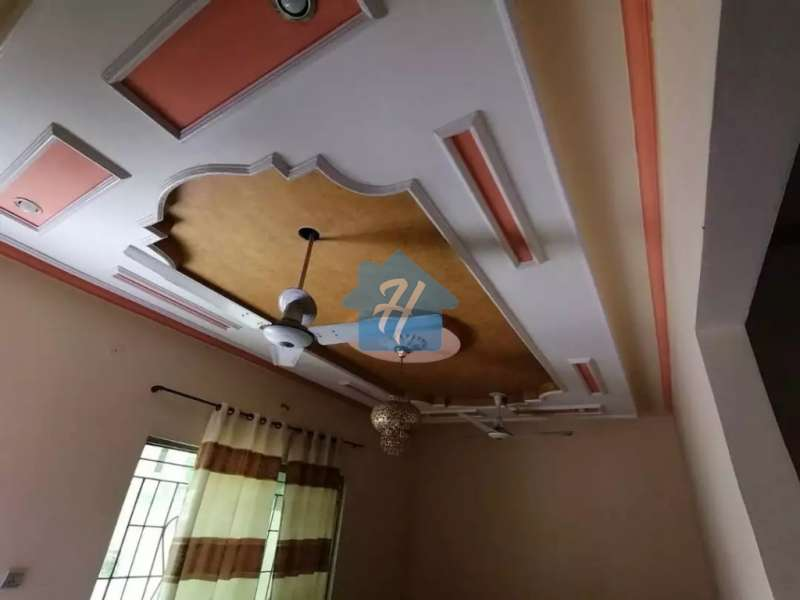 12 Marla Corner Double Storey House Sector B Bahria Town Lahore