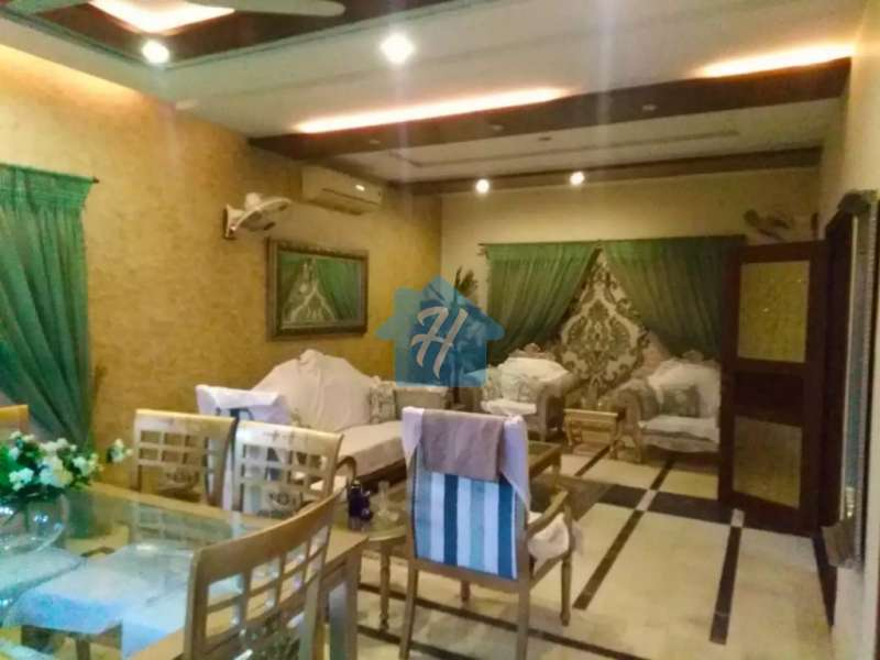 1 Kanal 6 Bedrooms Owner Built House Overseas A Block Bahria Town