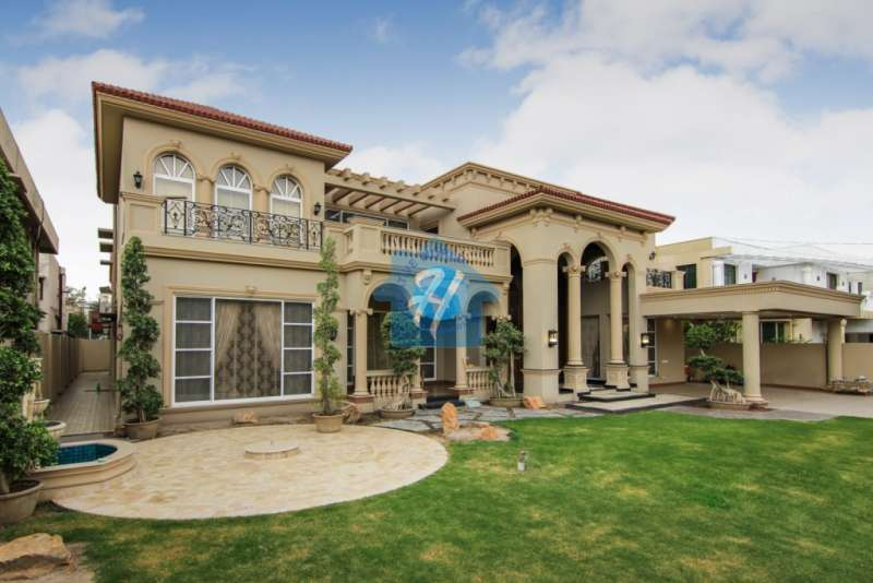 2 Kanal Fully Furnished Spanish House For Sale In  Phase 1 DHA Defence Lahore