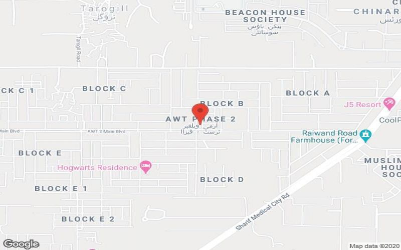 AWT Phase 2 Commercial Plot For Sale Block B