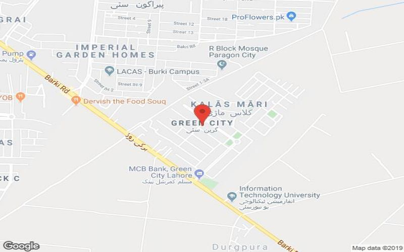 5 marla brand new house for rent green city